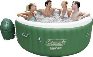 The 7 Best Inflatable Hot Tubs – 2021 Reviews