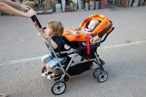 7 Best Strollers With Standing Platform 2021